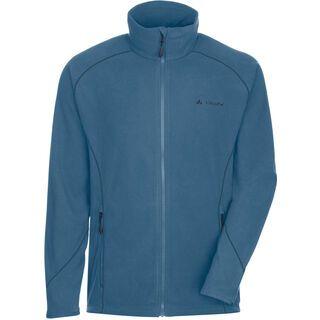 Vaude Men's Smaland Jacket, washed blue - Fleecejacke