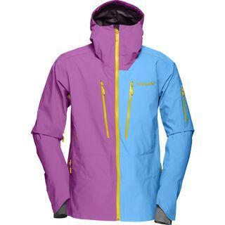 Norrona Lofoten Gore-Tex Pro Jacket, pumped purple - Skijacke