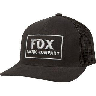 Fox Heater Snapback Hat, black - Cap