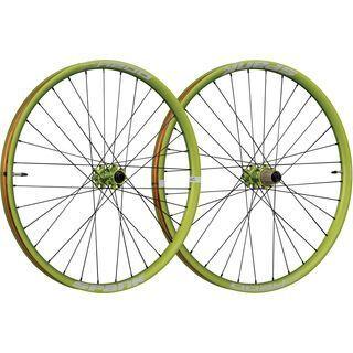 Spank Oozy Trail 345 Wheelset 27.5, emerald green - Laufradsatz