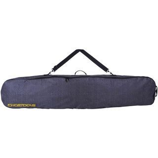 Icetools Board Jacket, grey - Snowboardtasche