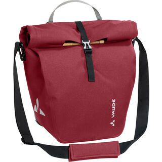 Vaude Comyou Back Single, darkred - Fahrradtasche