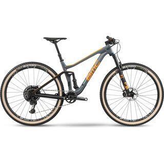 BMC Agonist 01 One 2020, race grey & orange - Mountainbike