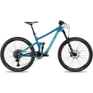 Norco Sight C 7.1 2017, blue/aqua - Mountainbike
