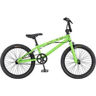 Scott Volt-X 30 2016, green/black - BMX Rad