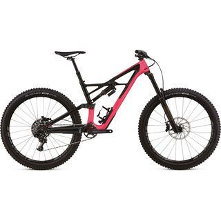 Specialized Enduro Elite 650b 2018, pink/carbon - Mountainbike