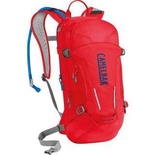 Camelbak M.U.L.E. - Trinkrucksack, racing red/pitch blue