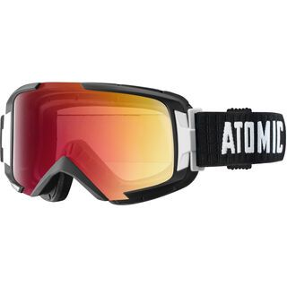Atomic Savor ML, black/Lens: light red multilayer - Skibrille