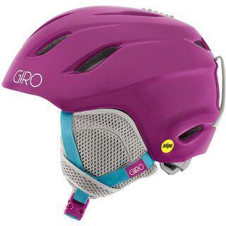 Giro Nine Jr. MIPS, berry - Skihelm