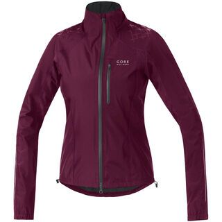 Gore Bike Wear ALP-X 2.0 Gore-Tex Active Lady Jacke, shiraz red/thai pink - Radjacke