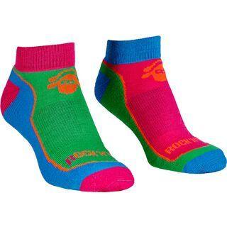 Ortovox Sports Rock'n'Wool Cool Socks, very berry - Socken