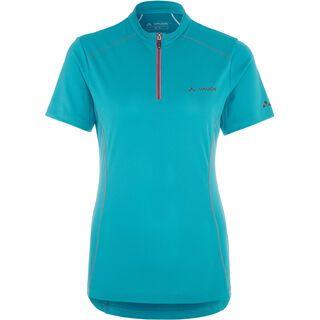 Vaude Women's Tamaro Shirt, alpine lake - Radtrikot
