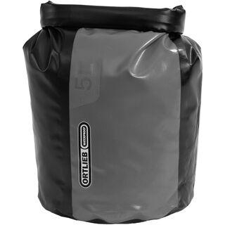 Ortlieb Dry-Bag PD350 - 5 L, black-grey - Packsack