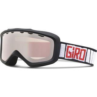 Giro Grade, black rocker/rose silver - Skibrille