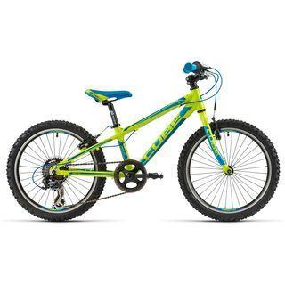 Cube Kid 200 2015, blue/lime - Kinderfahrrad
