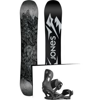 Set: Jones Ultra Mountain Twin 2019 +  Mercury (2208463S)