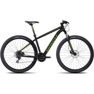 Ghost Tacana 2 2016, black/green - Mountainbike