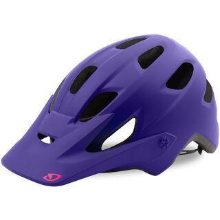 Giro Cartelle MIPS, mat purple - Fahrradhelm