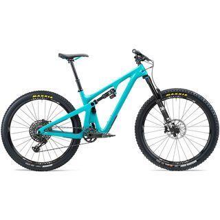 Yeti SB130 C-Series Lunchride 2020, turquoise - Mountainbike
