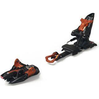 Marker Kingpin 13 100-125 mm, black/copper - Skibindung