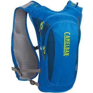 Camelbak Ultra 4 Vest inkl. Antidote Trinkblase, electric blue/poseidon - Trinksystem