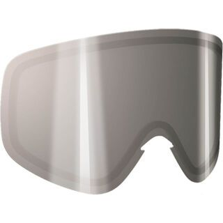 POC Iris Stripes Lens, Clear/Silver Mirror - Wechselscheibe