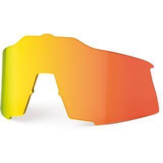 100% Speedcraft, orange ml mirror - Wechselscheibe