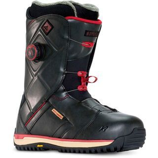 K2 Maysis + 2016, black - Snowboardschuhe