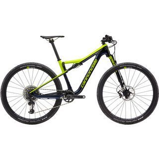 Cannondale Scalpel-Si Carbon 2 2019, midnight - Mountainbike