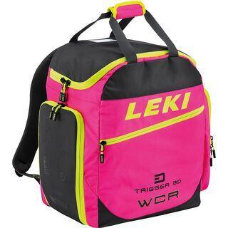 Leki Ski Boot Bag WCR / 60 L, neonpink-schwarz-neongelb - Bootbag