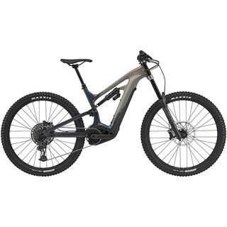 Cannondale Moterra Neo Carbon SE 29 stealth grey 2021