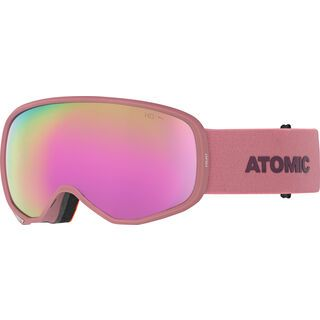 Atomic Count S HD, rose/nightshade/Lens: pink copper hd - Skibrille
