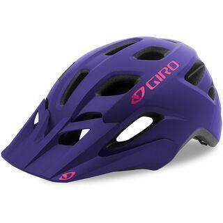 Giro Tremor, mat purple - Fahrradhelm