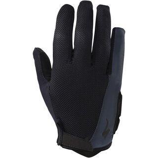 Specialized Women's Body Geometry Sport Long Finger, black/carbon grey - Fahrradhandschuhe