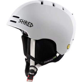 Shred Slam-Cap Base, whiteout - Skihelm