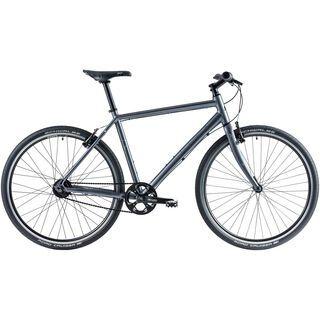 *** 2. Wahl *** Cube Hyde Pro 2014, dark grey - Urbanbike | Größe 54 cm