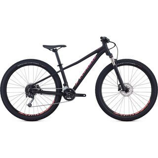 Specialized Women's Pitch Expert 2019, black/acid lava/acid purple - Mountainbike
