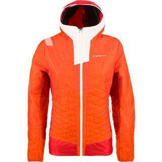 La Sportiva Elysium Primaloft Jacket W, pumpkin/garnet - Thermojacke