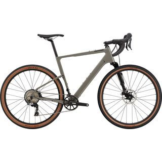 Cannondale Topstone Carbon Lefty 3 stealth grey 2021