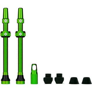 Muc-Off Tubeless Presta Valve - 80 mm green