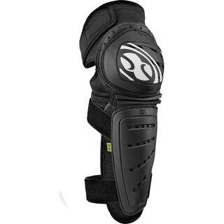 IXS Mallet Knee/Shin Guard, black - Knie/Schienbeinschützer