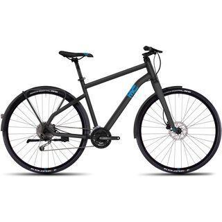 Ghost Square Urban 2 2016, gray/blue - Urbanbike