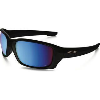 Oakley Straightlink Prizm Deep Water Polarized, matte black - Sonnenbrille