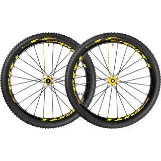 Mavic Crossmax XL Pro WTS 27.5, yellow - Laufradsatz