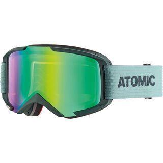 Atomic Savor M Stereo, green/Lens: green - Skibrille