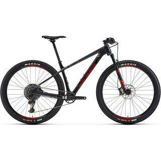 Rocky Mountain Vertex Carbon 70 2019, black/red - Mountainbike