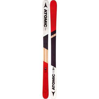 Atomic Punx Five 2018, red/white/black - Freeski