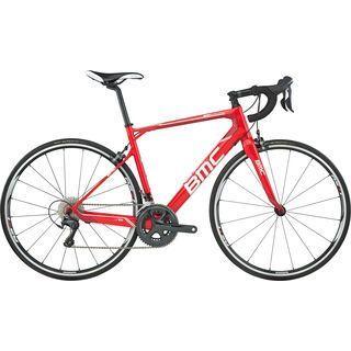 BMC Granfondo GF02 Ultegra 2017, super red - Rennrad