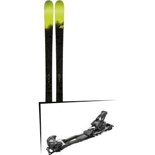 Set: K2 SKI Sight 2018 + Tyrolia Adrenalin 13 AT solid black