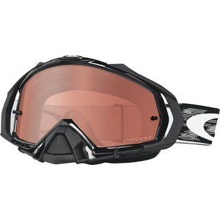 Oakley Mayhem Pro Prizm MX, jet black/Lens: bronze - MX Brille